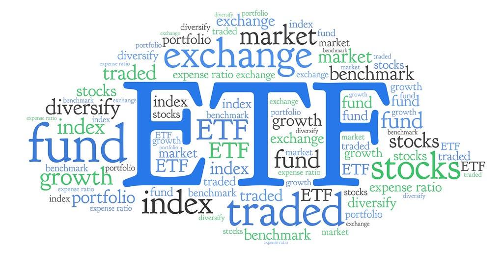 Biržoje prekiaujami fondai (ETF)