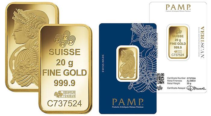 Investavimas į auksą